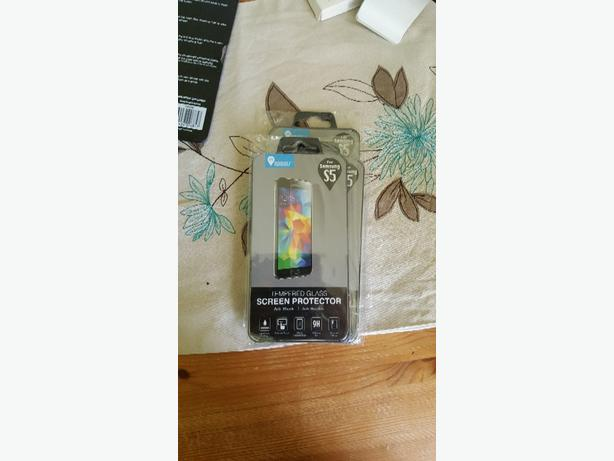 S5,s4, nexus 5, Motorola tablet case.  S5 screen protectors, s5 charging dock