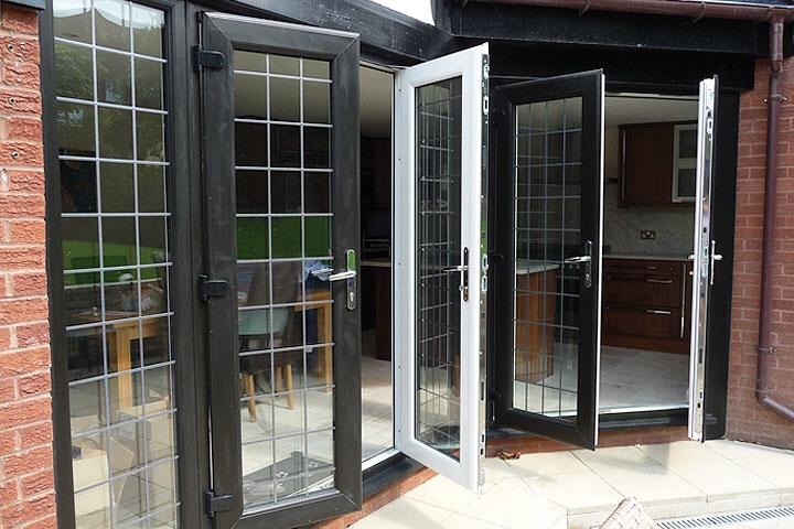 French doors starting from fitted dudley dudley for Double glazed doors fitted