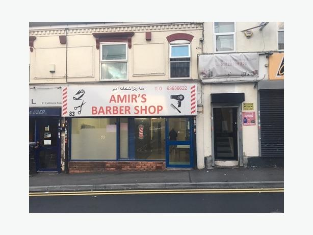 *B.C.H*-Commercial Shop-Caldmore Road, WALSALL