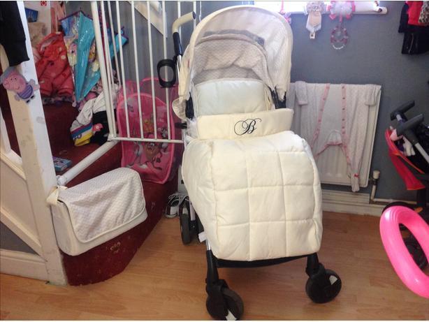 My babiee stroller