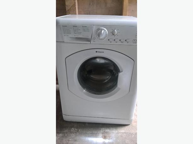 hotpoint washer 6kg 1100 spin