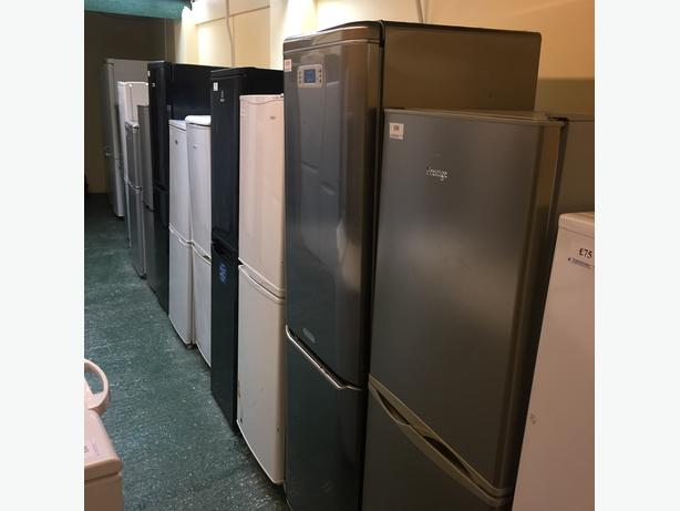 FRIDGEFREEZERS WASHERS RING 01902 863838 FOR BEST PRICES IN TOWN
