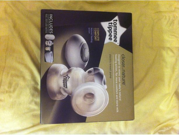 tommee tippee electronic breast pump