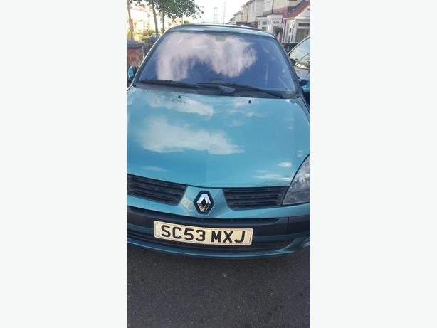 Renault clio dynamiqe