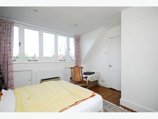 Anxiety 1 bedroom flat
