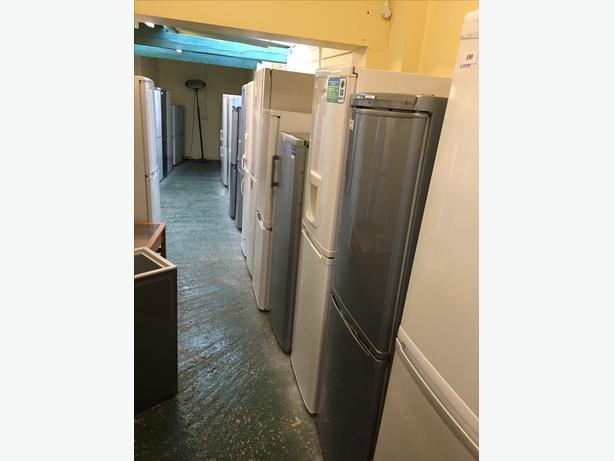Fridgefreezers cookers cal for best prices in town 01902 863838