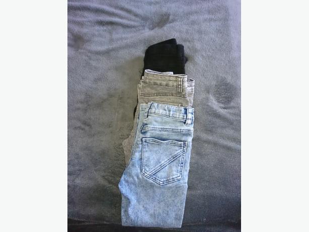 Girls next skinny jeans