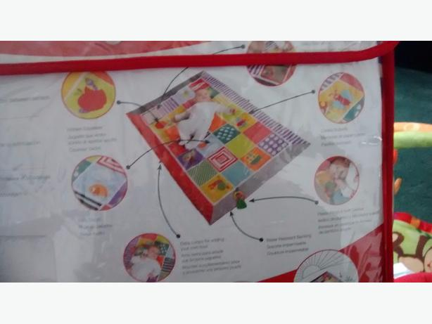 Mama's and Papa's Activity Play Mat
