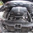Mercedes S500 Matt Black Low Miles