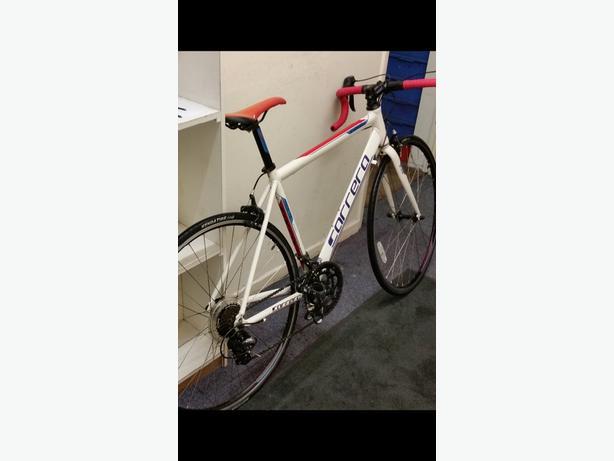 carrera racer bike