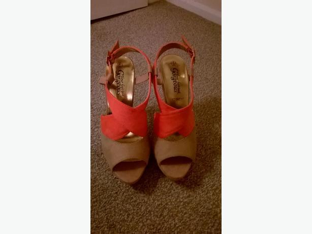 womens size 5 heels