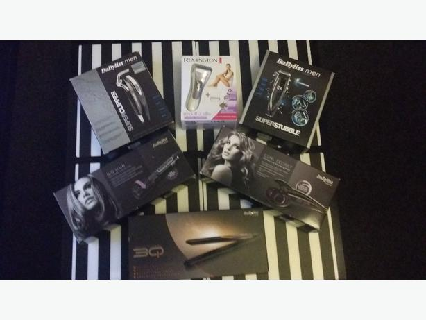 Babyliss Hair Care And Shavers
