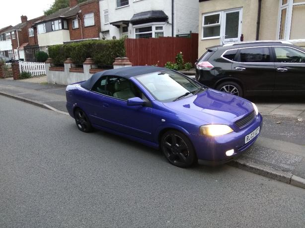 Astra Turbo 244bhp Stage 1 Cabriolet Bertone Edition IMMACULATE!!!