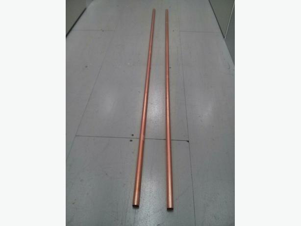 Copper Pipe 28mm x 2m