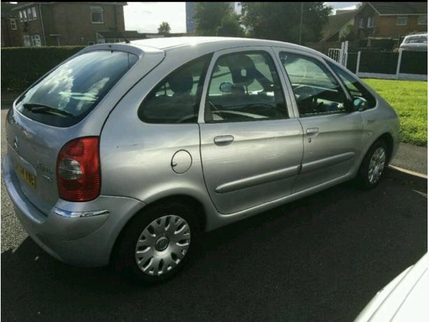 citroen picasso 2005 PERFECT condition bargain!