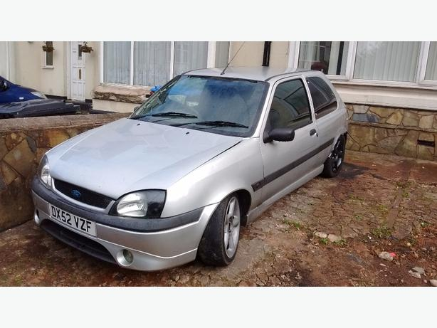 Ford fiesta 1.6 zeteh 2002 breaking