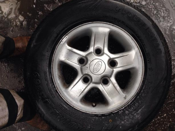 landrover boost alloys