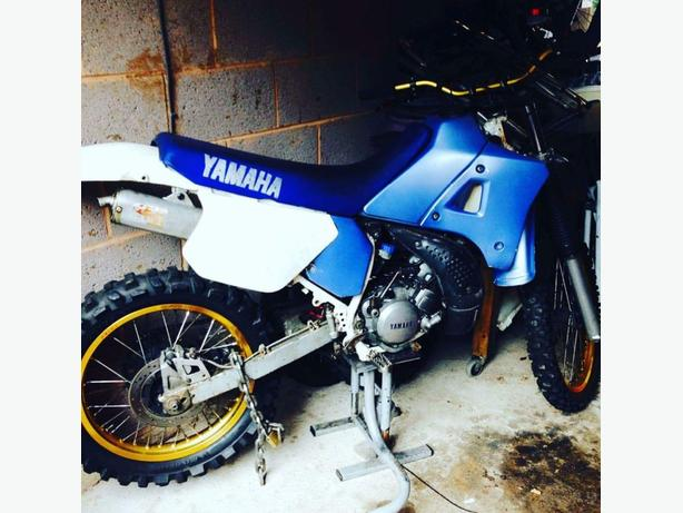 yamaha dt 125 (134cc)