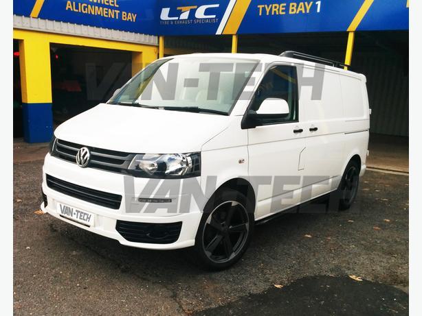 Volkswagen Transporter T5 Van White 2013 2.0 SWB