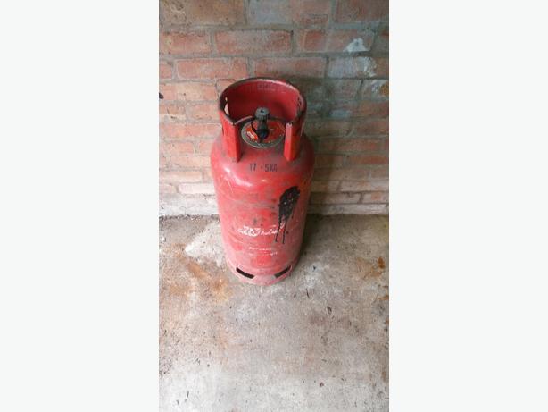 flo gas bottle full