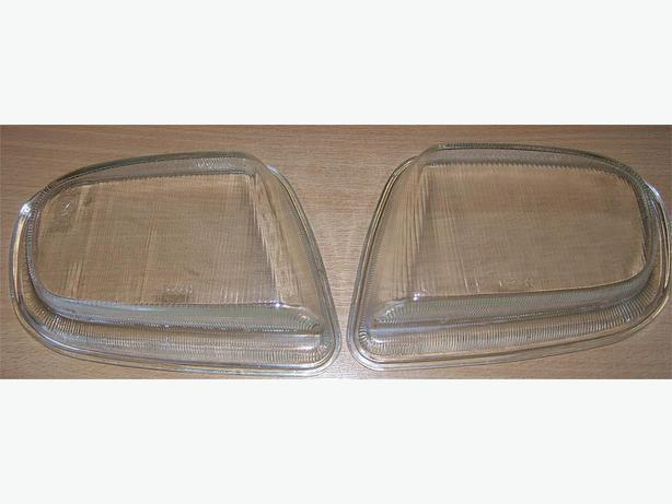 Peugeot 306 Bosch fog Light Glass Covers with back covers for bulbs holder