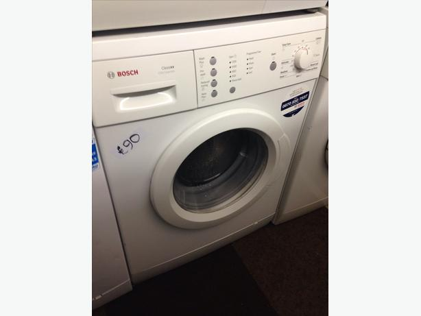 BOSCH 6KG WASHING MACHINE CLASSIXX