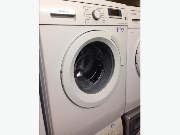SIEMENS 6KG 1600 SPIN WASHING MACHINE