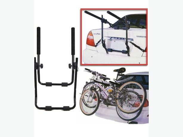 used bicycle bike car cycle carrier rack universal