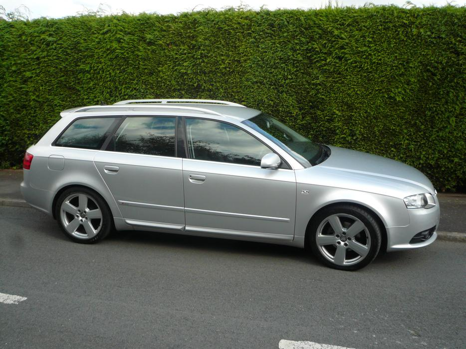 audi a4 avant s line estate tdi 2 0 diesel 140 2007 87k miles stourbridge wolverhampton. Black Bedroom Furniture Sets. Home Design Ideas