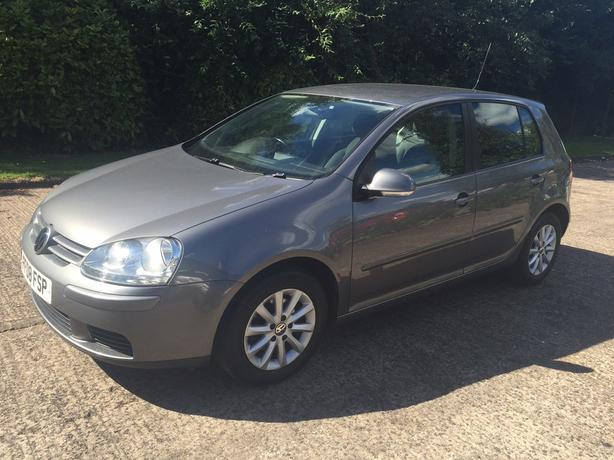 2008 VOLKSWAGEN GOLF 1.6 MATCH 115