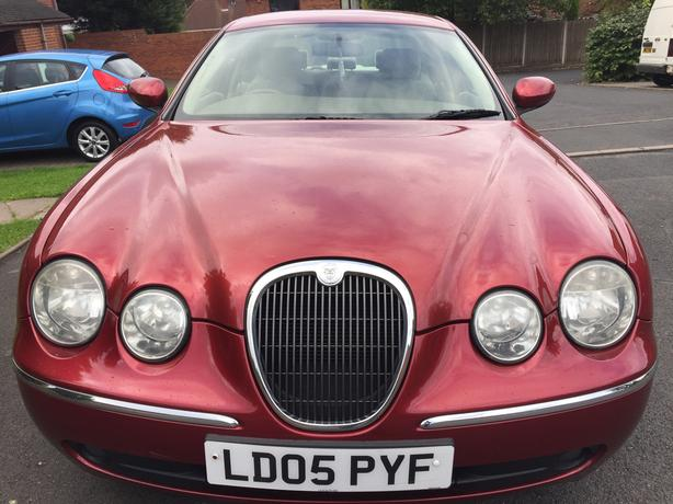 Quick Sale ** JAGUAR S TYPE ** 2.5 V6