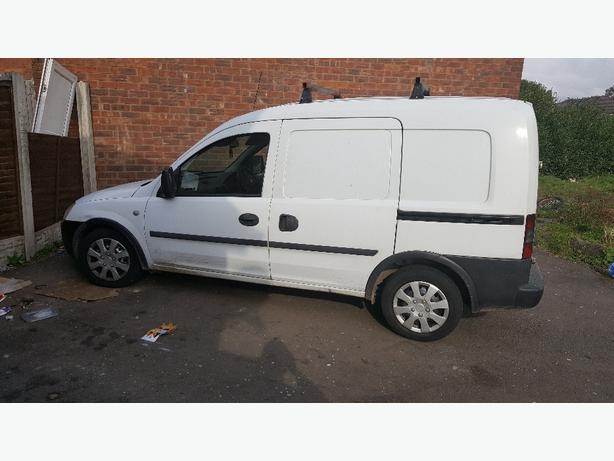 2003 Vauxhall 5 seater Combo 1700 di