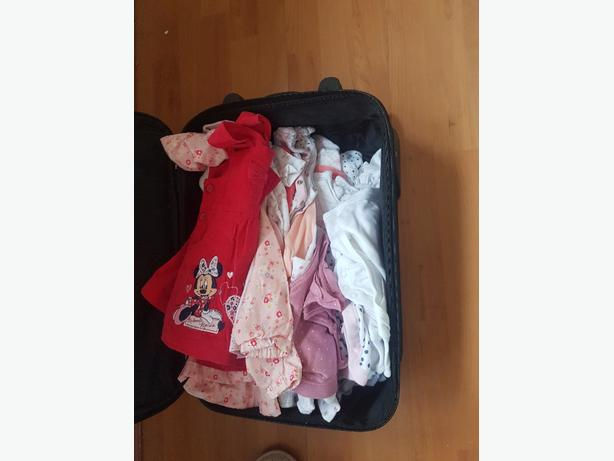 girls 0-3 n 3-6months clothes bundles