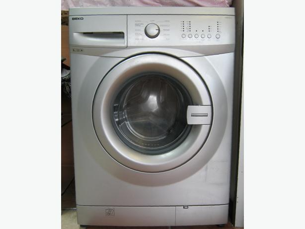 Silver Beko 1300 Spin 6kg Washing Machine with 6 Month Warranty