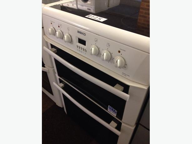 BEKO 60CM FAN ASSISTED ELECTRIC COOKER