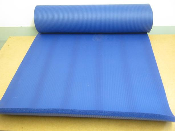 Blue Foam Exercise Mat 60 x 180cm