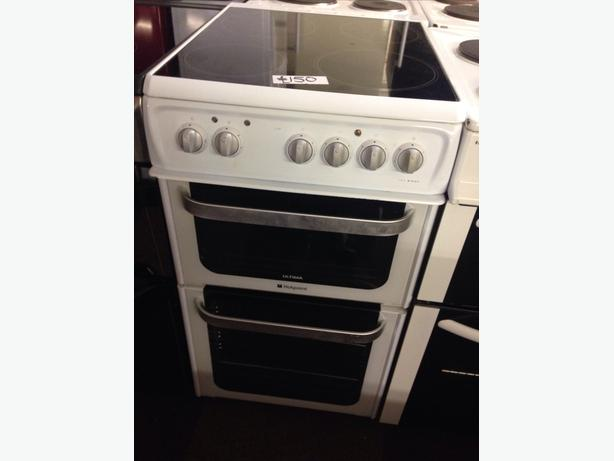 HOTPOINT ULTIMA 50CM ELECTRIC COOKER0