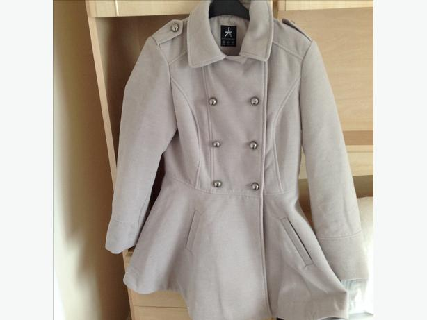 ladies size 12 woolen coat immaculate