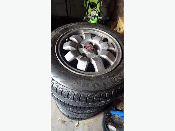 mk1 golf wheels set of 5