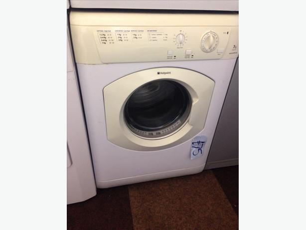 HOTPOINT DRYER VENTED 7KG