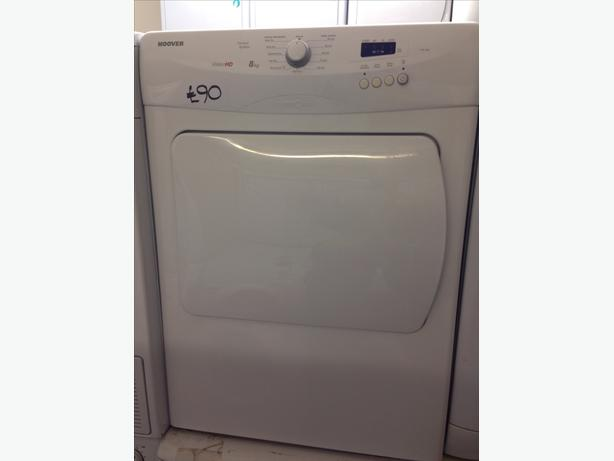 HOOVER 8KG VENTED DRYER0