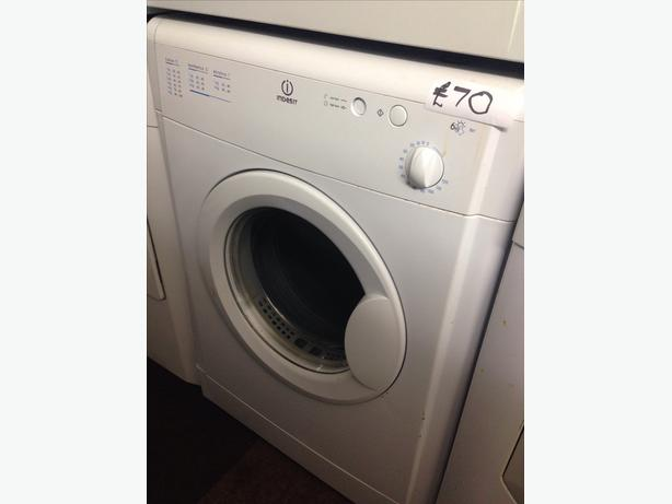 INDESIT DRYER VENTED 6KG