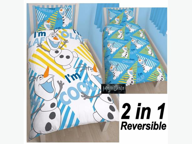 New olaf bed covers