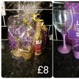 glitter glass and wine sets sweet cups and sweet cones