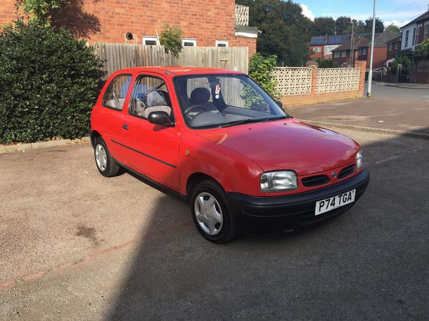 Automatic Nissan Micra 1.0L, 69000 on clock, drives excellent