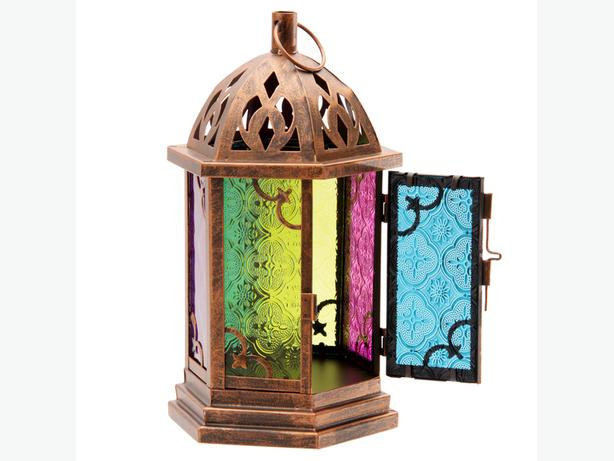 Moroccan Lanterns - Assorted designs