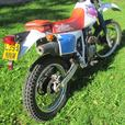 HONDA XLR250 TRAIL BIKE