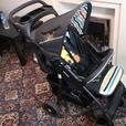 hauck disney travel system 3 in 1