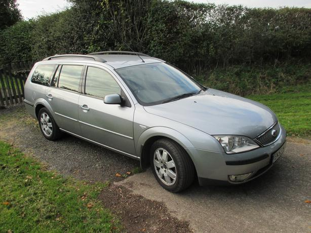FORD MONDEO 2.0 TDCI ESTATE