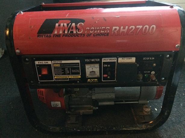 240 generator